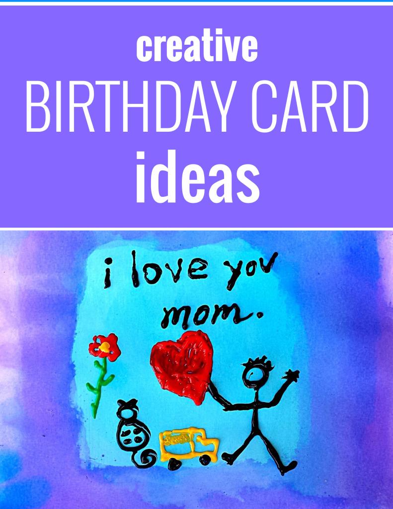 Creative Birthday Card Ideas