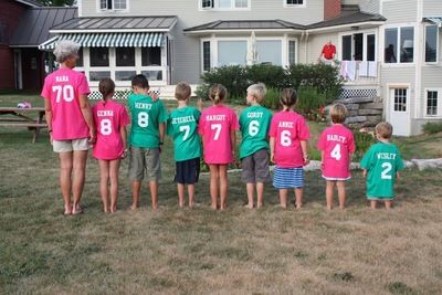 birthday tees grandchildren