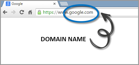 Get your domain name here!