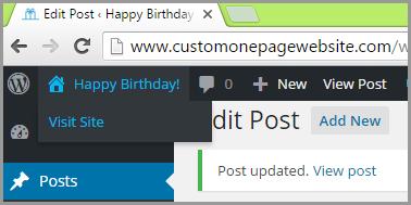 posts visit site