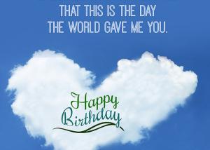 Birthday Wish for Boyfriend